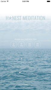 Honest Meditation