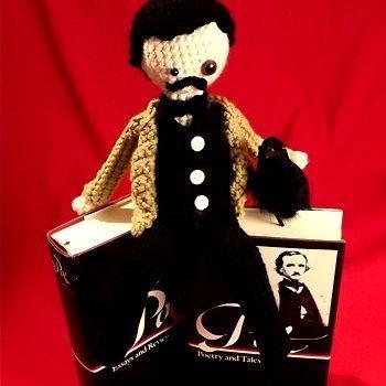 Edgar Allan Poe Stuffie