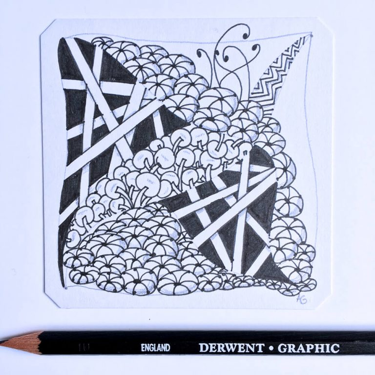 Zentangle Art 02