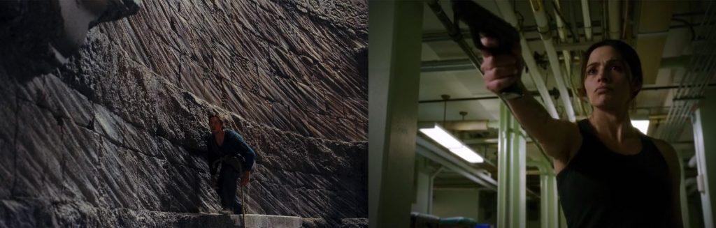 Bruce Wayne & Sameen Shaw