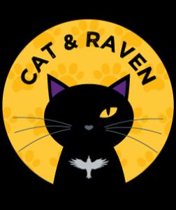 Cat & Raven Logo