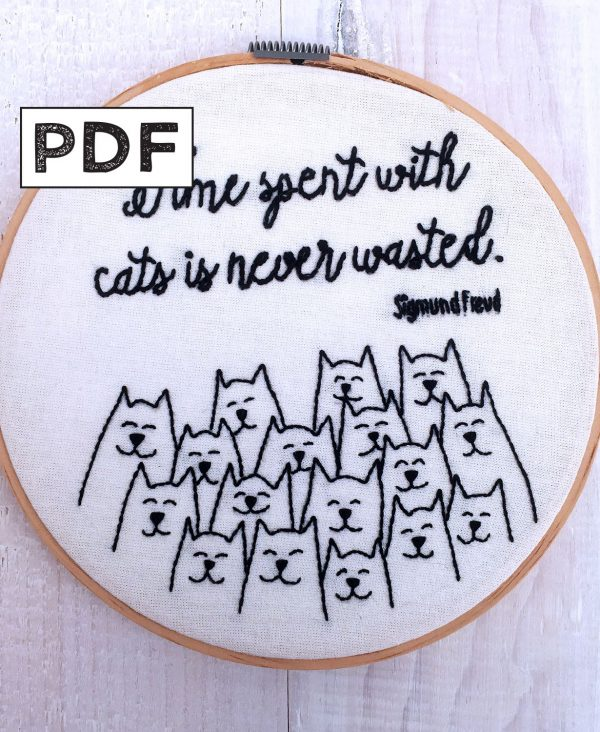 Time Spent With Cats PDF