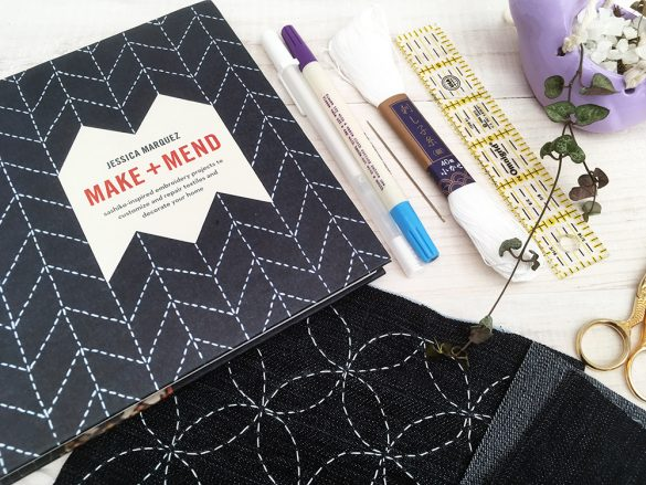 Make + Mend Book