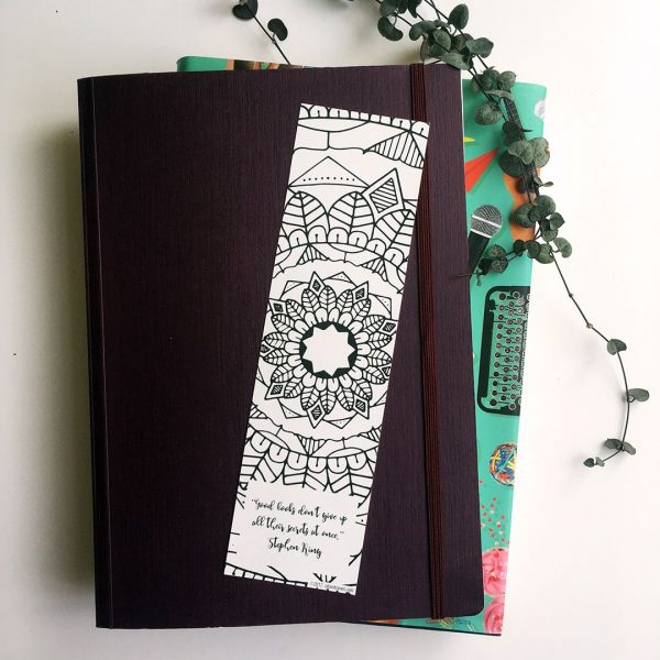 Mandala Bookmark