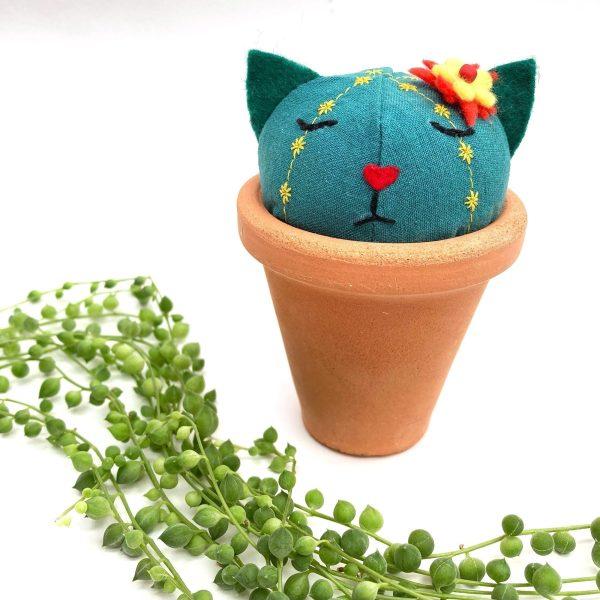 Cactus Cat & Succulent