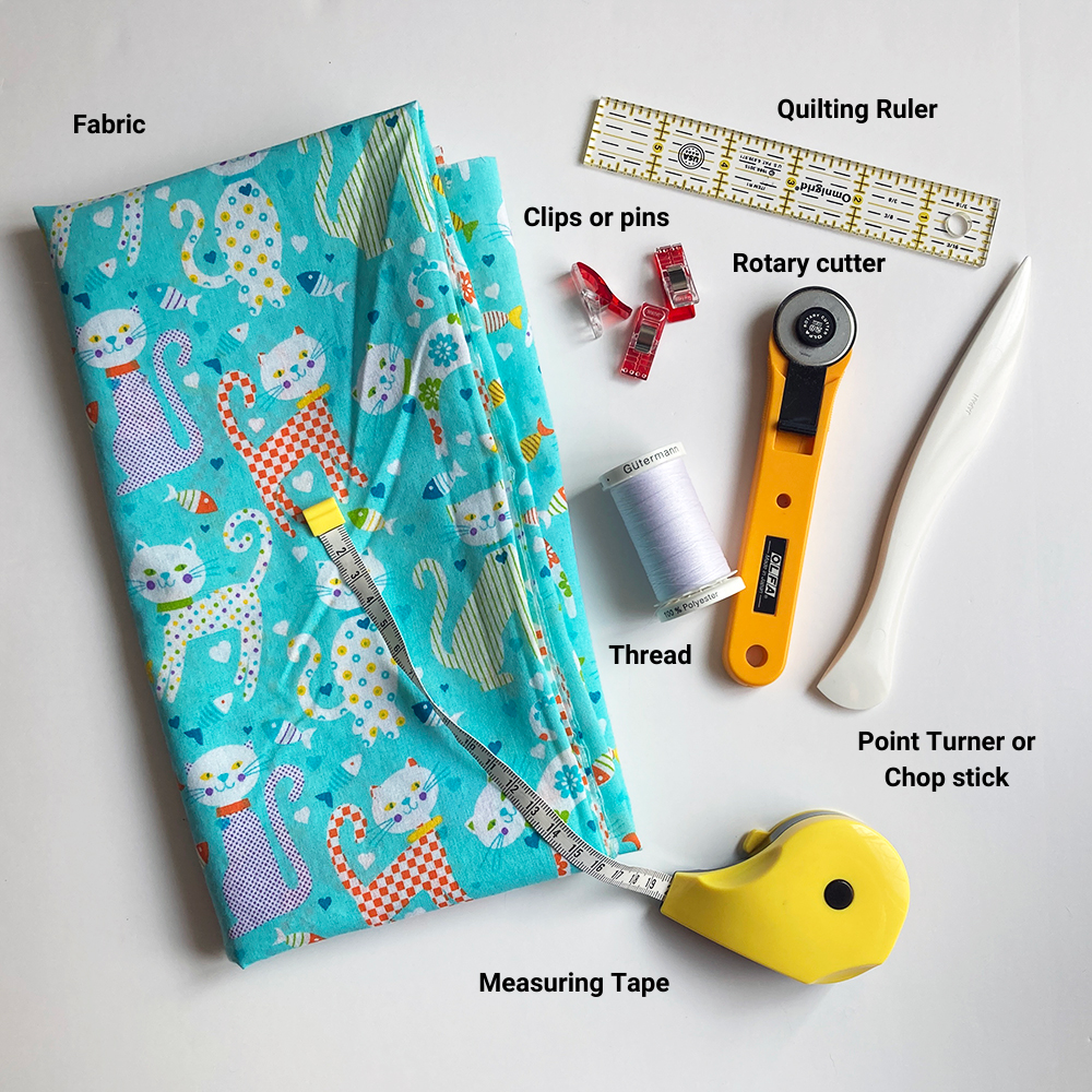 Supplies for Sewing Machine Cover